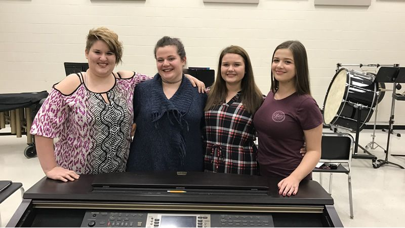 2017 Solo and Ensemble State Qualifiers